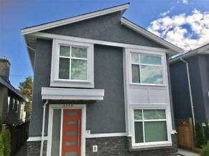 Burnaby New Houses from $1,588,000