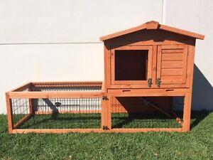 XL Rabbit/Guinea Pig Hutch Package-PH 0 Blacktown Blacktown Area Preview