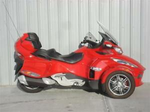 2011 Can Am Spyder RTS SM5