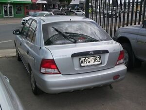 2001 Hyundai Accent LC GL 4 Speed Automatic Hatchback Nailsworth Prospect Area Preview