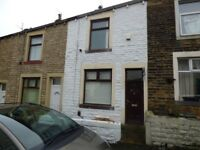 2 bed house to let Belgrave Street Nelson BB9 9HS £90pw