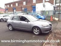 2004 (04 Reg) Mazda 3 1.6 TS 5DR Hatchback GREY + LOW MILES