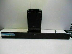 Nakamichi NK6 300 Watt Bluetooth Soundbar + Subwoofer +BlueTooth