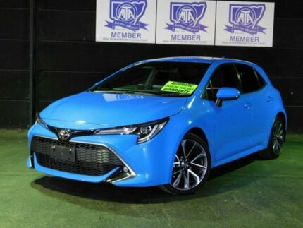 2019 Toyota Corolla Mzea12R ZR Eclectic Blue 10 Speed Constant Variable Hatchback Albion Park Rail Shellharbour Area Preview