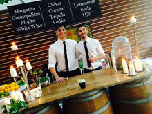Wine Barrel Bar for Hire Collaroy Manly Area Preview