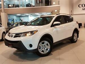 2015 Toyota RAV4 LE-AWD-REAR CAMERA-HEATED SEATS-ONLY 60KM