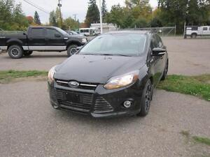 2014 Ford Focus S E Sedan