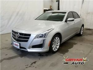 Cadillac CTS 2.0T AWD Cuir Audio Bose MAGS  Pneus neufs 2014