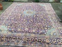 Large Persian Rug 3.85 x 2.95 mtr