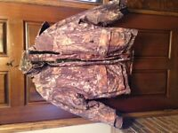 New Browning downfall Hunting Jacket