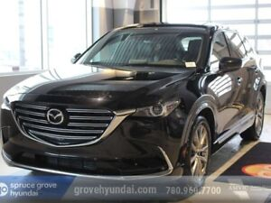 2017 Mazda CX-9 GT-LEATHER NAVIGATION AWD