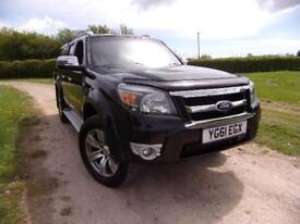 Ford Ranger 3.0TDCi Wildtrak 4x4 Double Cab