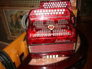 recherche accordeon Paolo Soprani