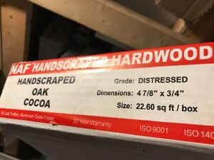 LOOKING FOR: Hardwood