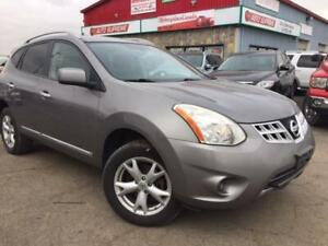 2011 Nissan Rogue SV AWD,SUNROOF,BCKVIEW CAM ,PL,PW CERTIFIED