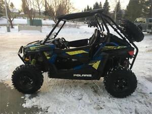 2016 POLARIS RZR 1000 S LOADED WITH EXTRAS!!!