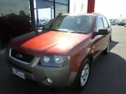 2004 Ford Territory SX TX RWD Red Automatic Wagon Traralgon Latrobe Valley Preview
