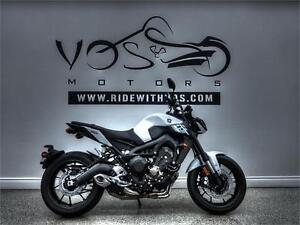 2017 Yamaha FZ 09- Stock #V2462NP -No Payments for 1 Year**