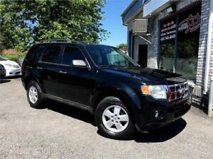 2010 Ford Escape XLT 3.0L V6 4X4 CUIR TOIT