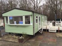 Static caravan holiday home for sale west scotland ayrshire sundrum castle holiday park