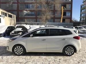 2014 Kia Rondo EX 4Cylinder 2.0L 7Passager Cuir, Bluetooth, Mags