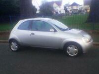 Ford Ka Collection.Low insurance group.Economical to run.New MOT.