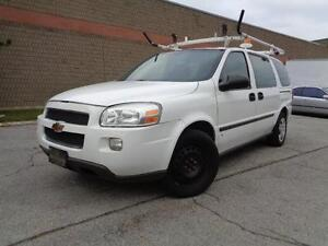 2009 Chevrolet Uplander Cargo Van, LOADED,