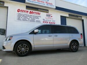 2018 Dodge Grand Caravan GT LEATHER NAV DVD P. SLIDERS