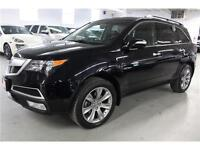 2012 Acura MDX ADVANCE Package SH-AWD