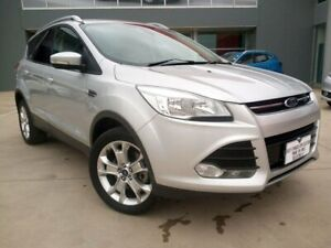 2014 Ford Kuga TF Trend AWD Silver 6 Speed Sports Automatic Wagon Ravenhall Melton Area Preview