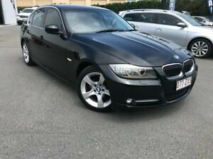 2010 BMW 3 Series E90 MY10 320i Steptronic Executive Black 6 Speed Sports Automatic Sedan Chinderah Tweed Heads Area Preview