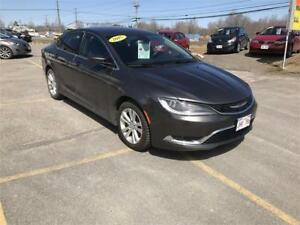 2015 Chrysler 200 Taxes Included Sale!!!