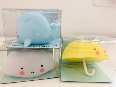 A Little Lovely Company - BATH TOY - CLOUD AND WHALE BUNDLE - FREE SHIPPING USA - Toys And Company