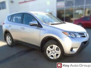 2015 Toyota Rav4 LE AWD Toyota Certified Remaining Factory Warra