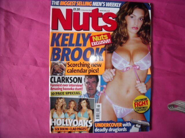 nuts mens magazine