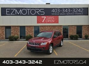 2011 Jeep Compass 4X4=BLUETOOTH=WARRANTY=$128 BWK