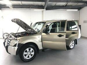 2007 Mitsubishi Pajero NS GLX LWB (4x4) Gold 5 Speed Auto Sports Mode Wagon Frankston Frankston Area Preview