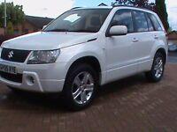 SUZUKI GRAND VITARA 2.0 16V 5 DOOR WHITE