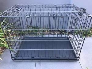 Medium Size Dog Crate Swanbourne Nedlands Area Preview