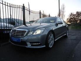 Mercedes-Benz E350 3.0TD ( 264bhp ) BlueEFFICIENCY ( s/s ) 7G-Tronic Plus CDI