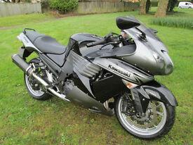 Kawasaki ZZR1400 DAF ABS SPORTS TOURING MOTORCYCLE