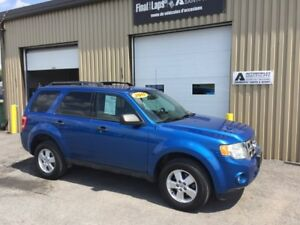 2011 Ford Escape XLT 2x4 Cuir v6