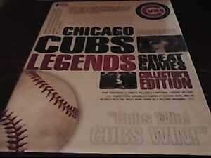 Cubs DVD box set for sale!!! Kitchener / Waterloo Kitchener Area image 1