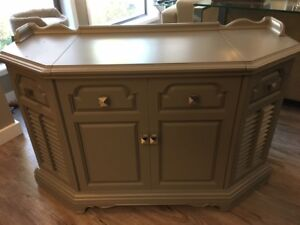 Refinished Antique Record Player