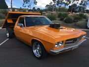 1973 Holden Holden HQ 1000KG 2M Orange 3 Speed Manual Lisarow Gosford Area Preview