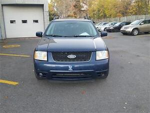 2005 Ford Freestyle Limitée CUIR TOIT MAGS DVD 6 PASSANGER West Island Greater Montréal image 3