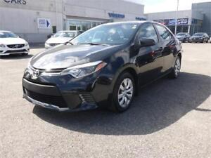2015 Toyota Corolla LE MANAGER CLEAR OUT! $12,995!!