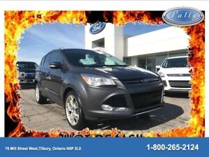 2015 Ford Escape Titanium, Only 33, 878 km's, One Owner, Loaded!