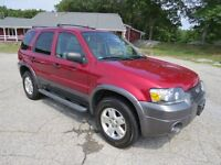 Mint Ford Escape XLT 4WD only 81000 kms!!!
