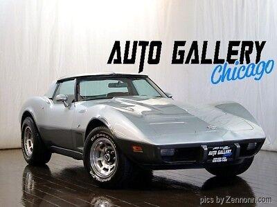 1978 Corvette -- 1978 Chevrolet Corvette 47297 Miles